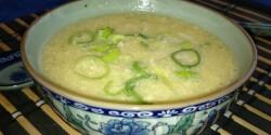 Tojásos kukoricaleves Macskamentha konyhájából