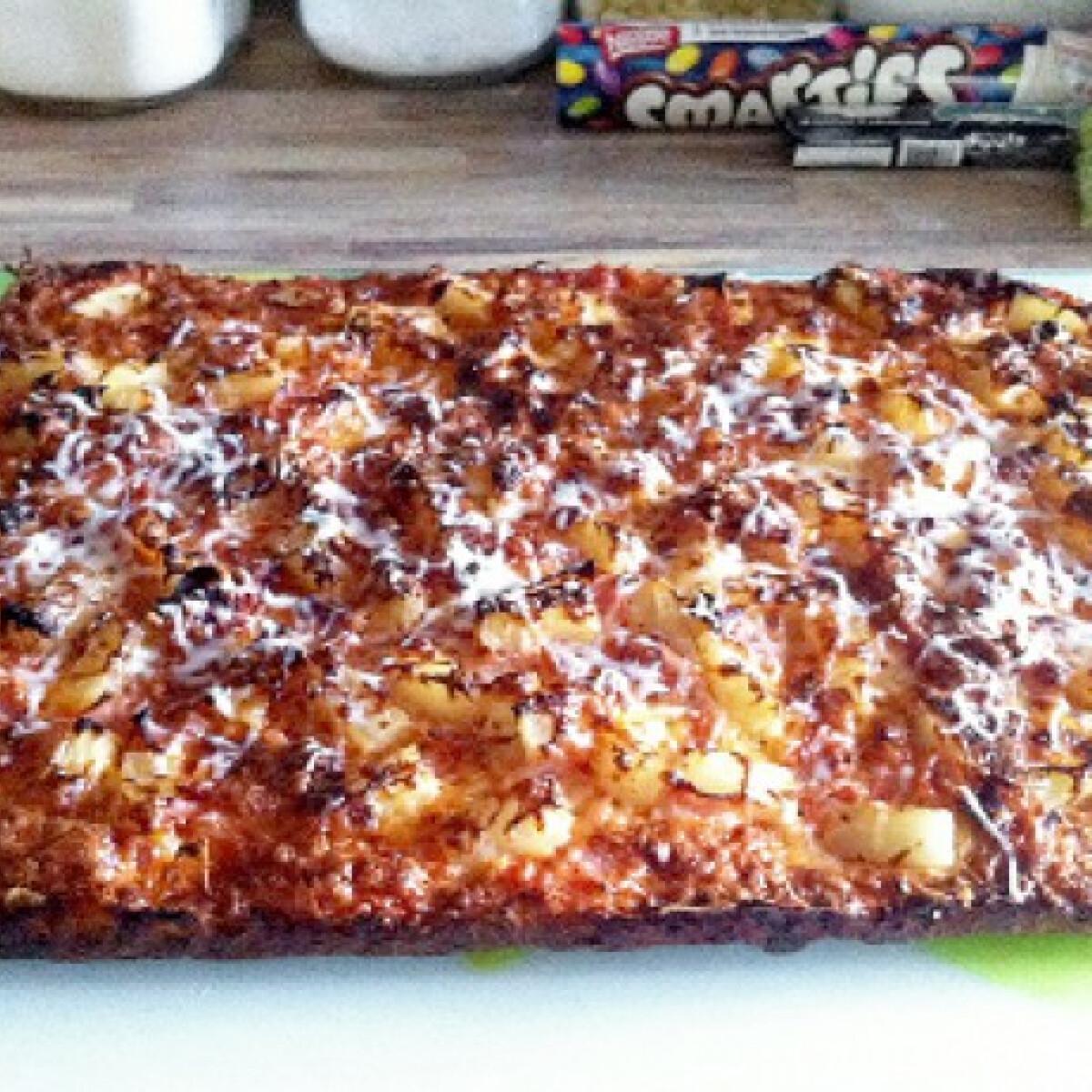 Pizza Katuli konyhájából