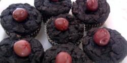 Gyümölcsös-mákos muffin