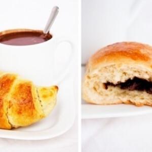 Csokoládés croissant (Croissant 2.)