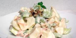 Waldorf saláta klivi konyhájából