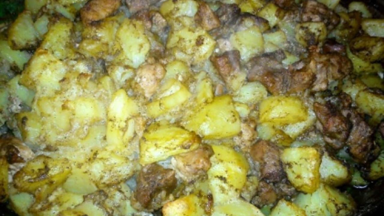 Brassói aprópecsenye Fanna konyhájából