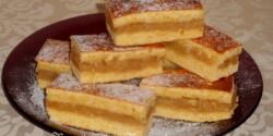 Omlós almás pite Edit konyhájából
