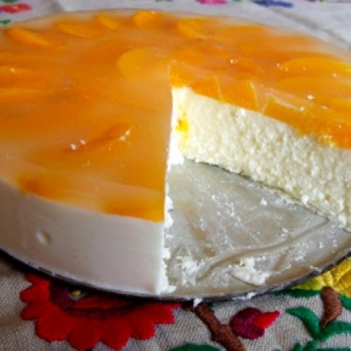 Ezen a képen: Túrótorta sütés és tojás nélkül