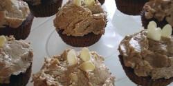 Kávékrémes muffin