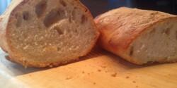 Olívás ciabatta Lbara konyhájából