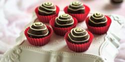 Csicseriborsós csokigolyó