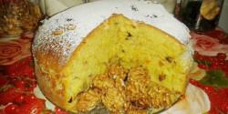 Panettone Papillon konyhájából