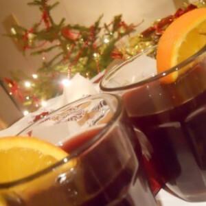 Karácsonyi puncs - forralt bor 4.
