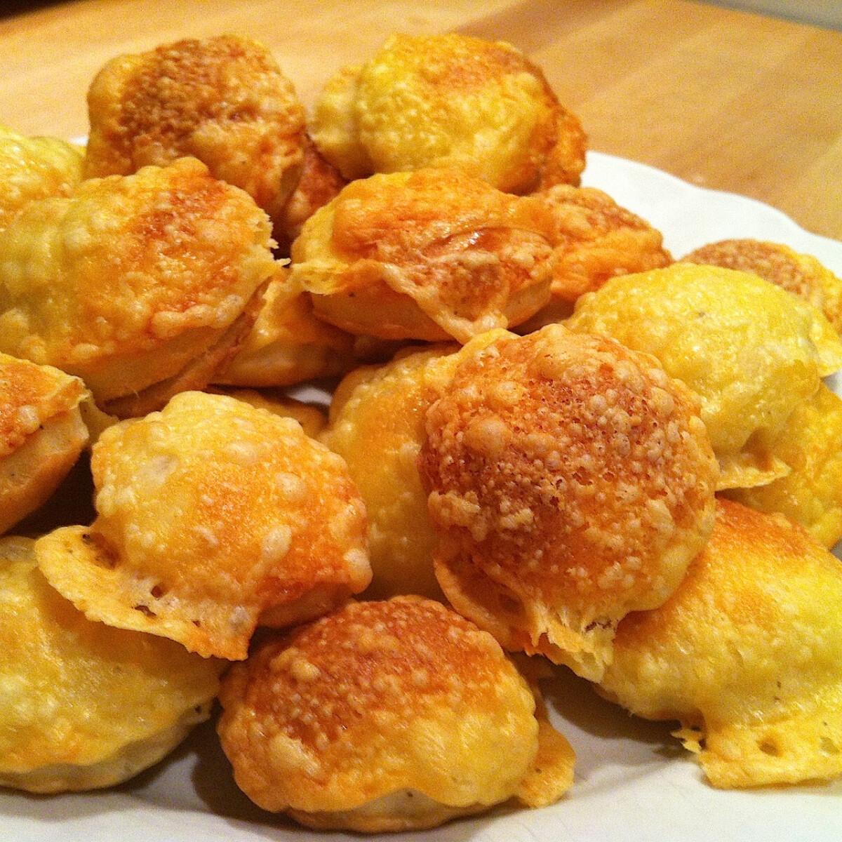 Ezen a képen: Puha sajtos pogi Grétitől
