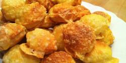 Puha sajtos pogi Grétitől