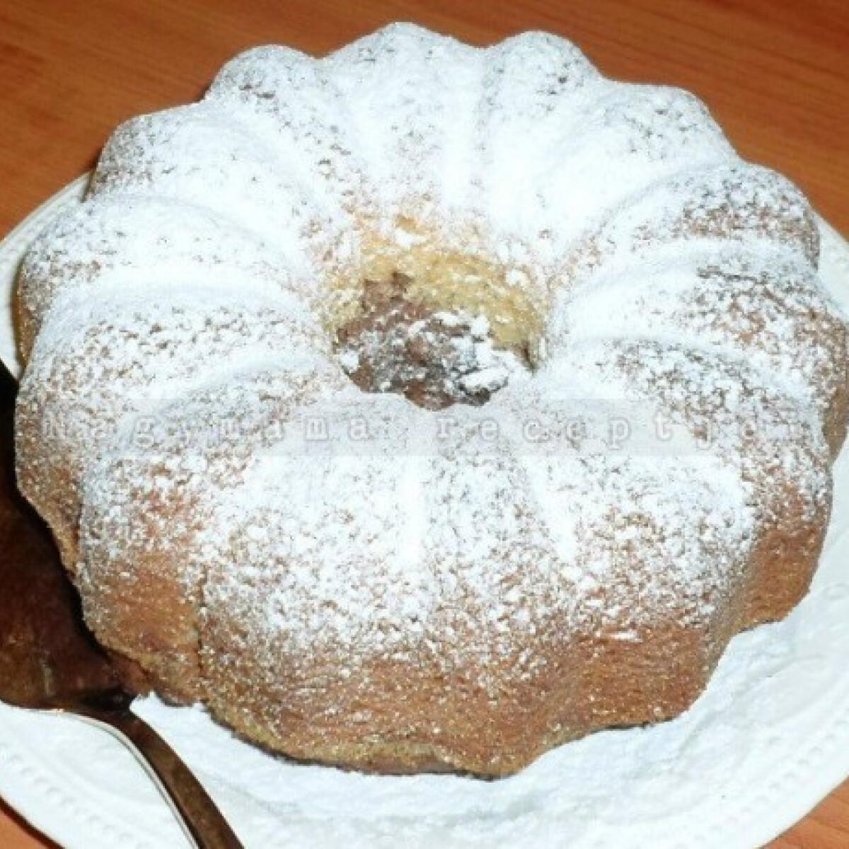 Ezen a képen: Kuglóf Nagymama receptjeitől