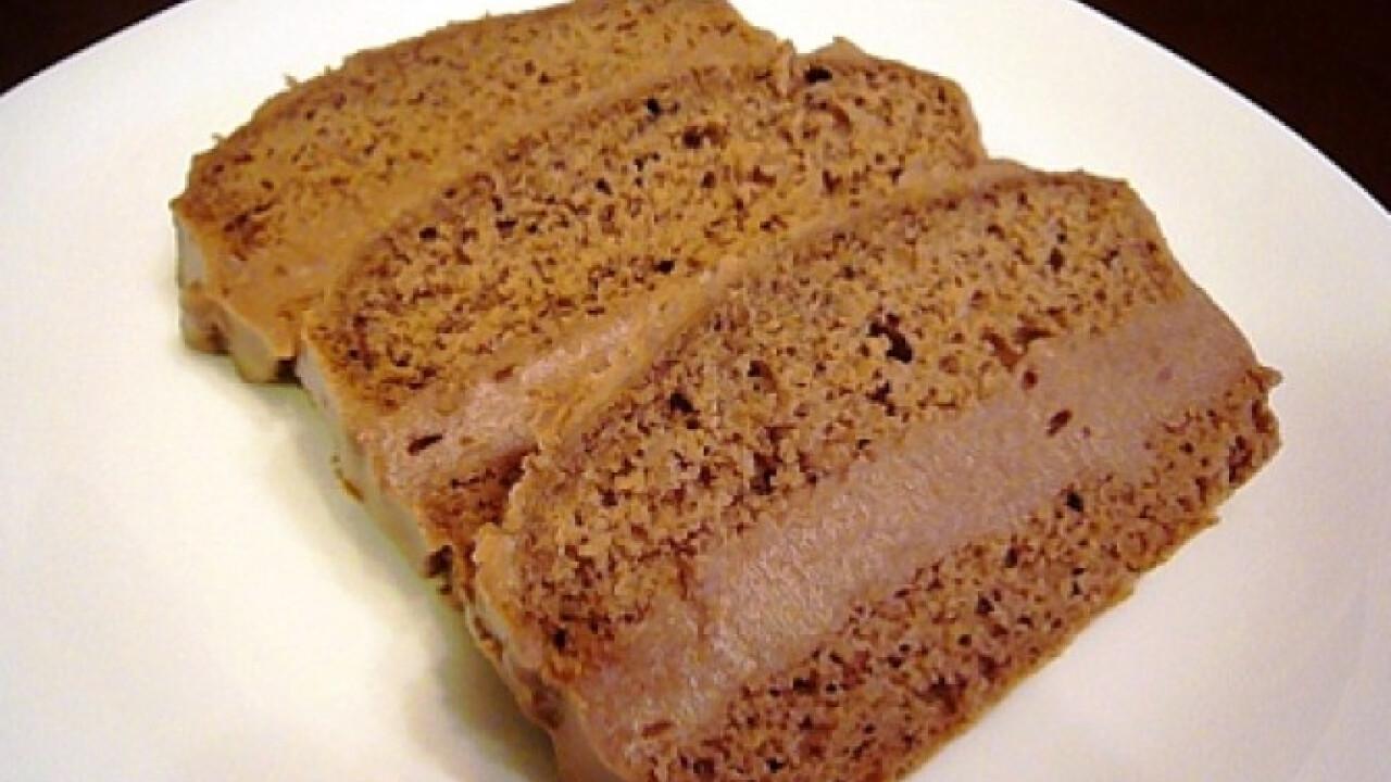 Gesztenyés-kókuszos süti lisztmentesen