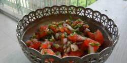 Paradicsomos-hagymás salsa