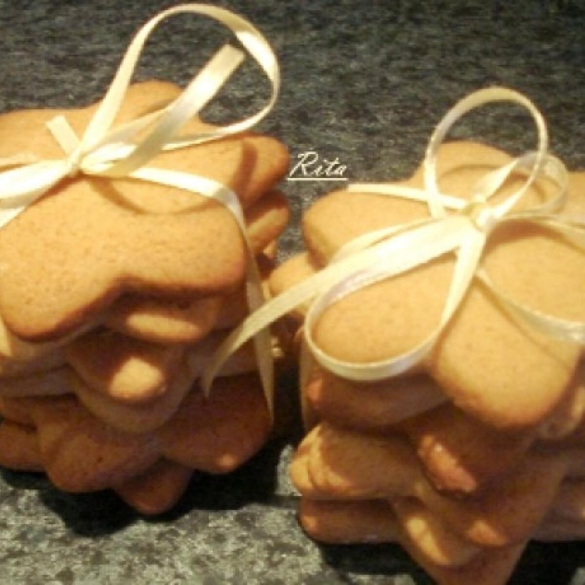 Ezen a képen: Svéd gyömbéres kekszek TraRitától