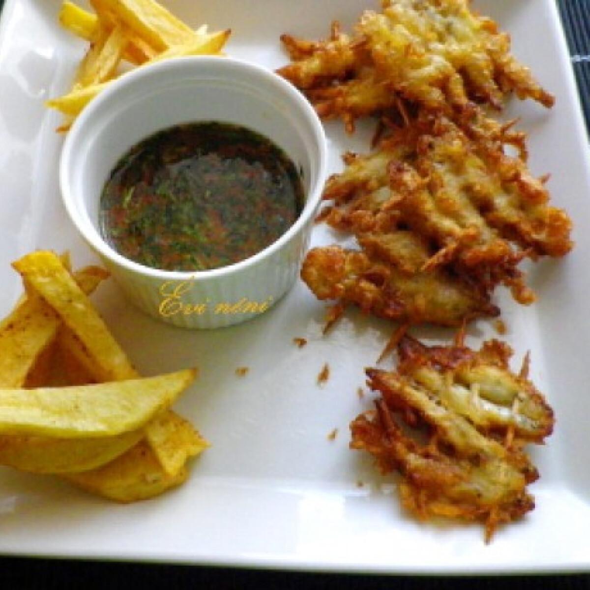 Ezen a képen: Solo fritto misto chili jam-mel