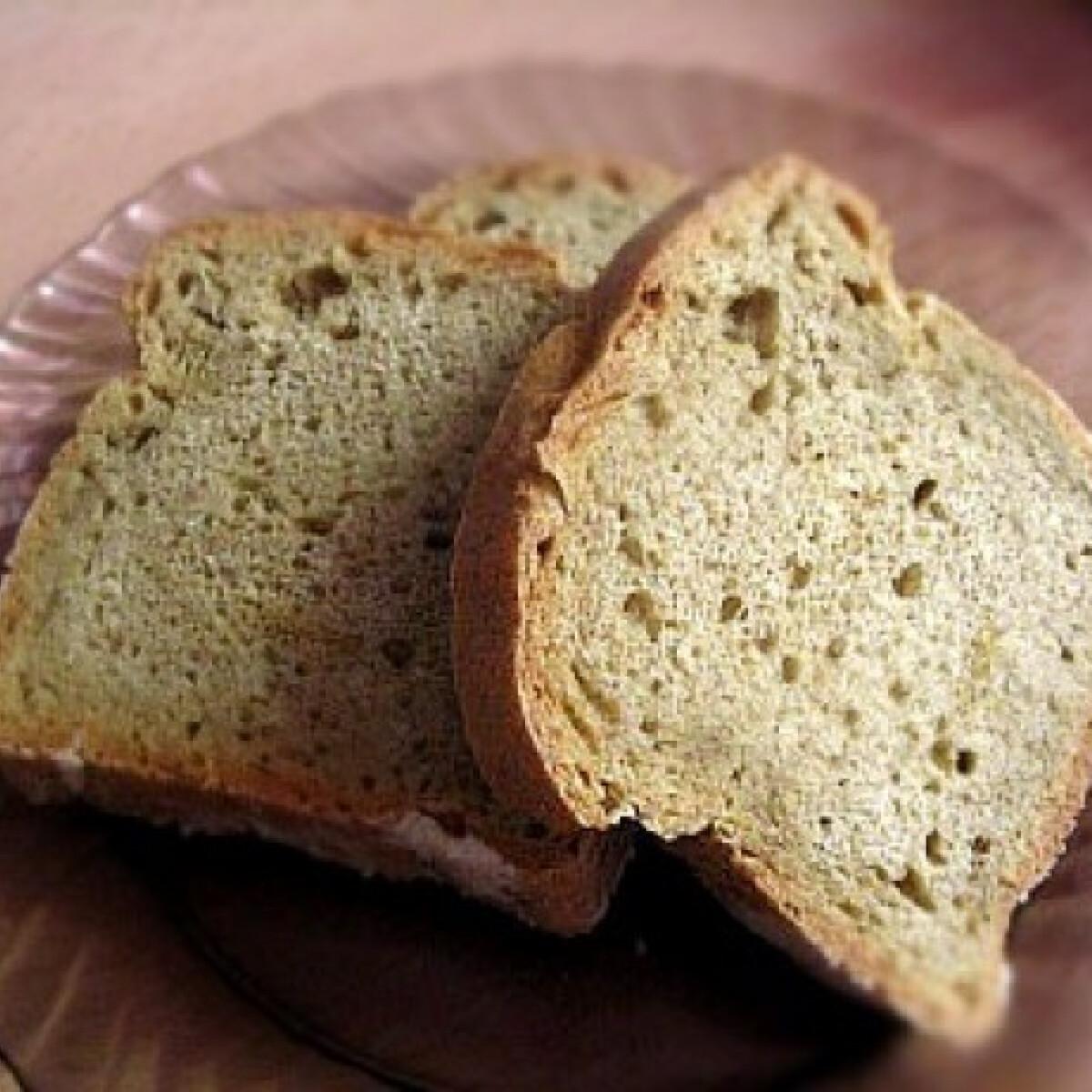 Ezen a képen: Hagymás kenyér