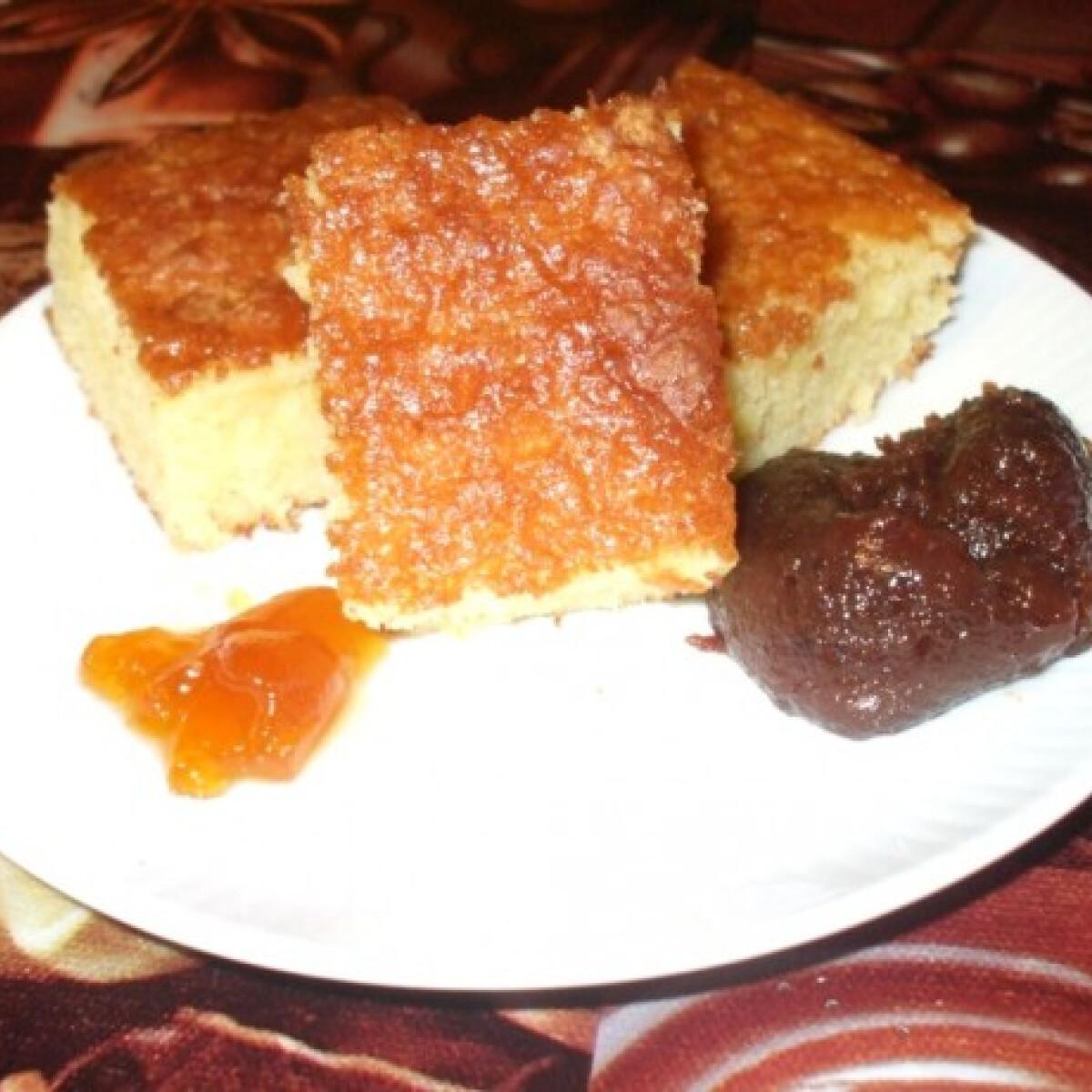 Ezen a képen: Bögrés süti Vircsikétől