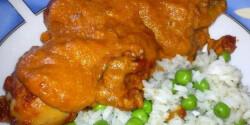 Citromos-paradicsomos csirkecomb