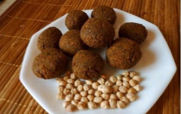 Falafel - eredeti arab