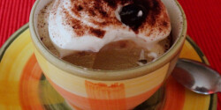 Mascarponés cappuccino mousse