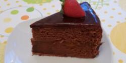 Sacher-torta Jenő Cheftől