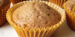 Barackos-kakaós muffin