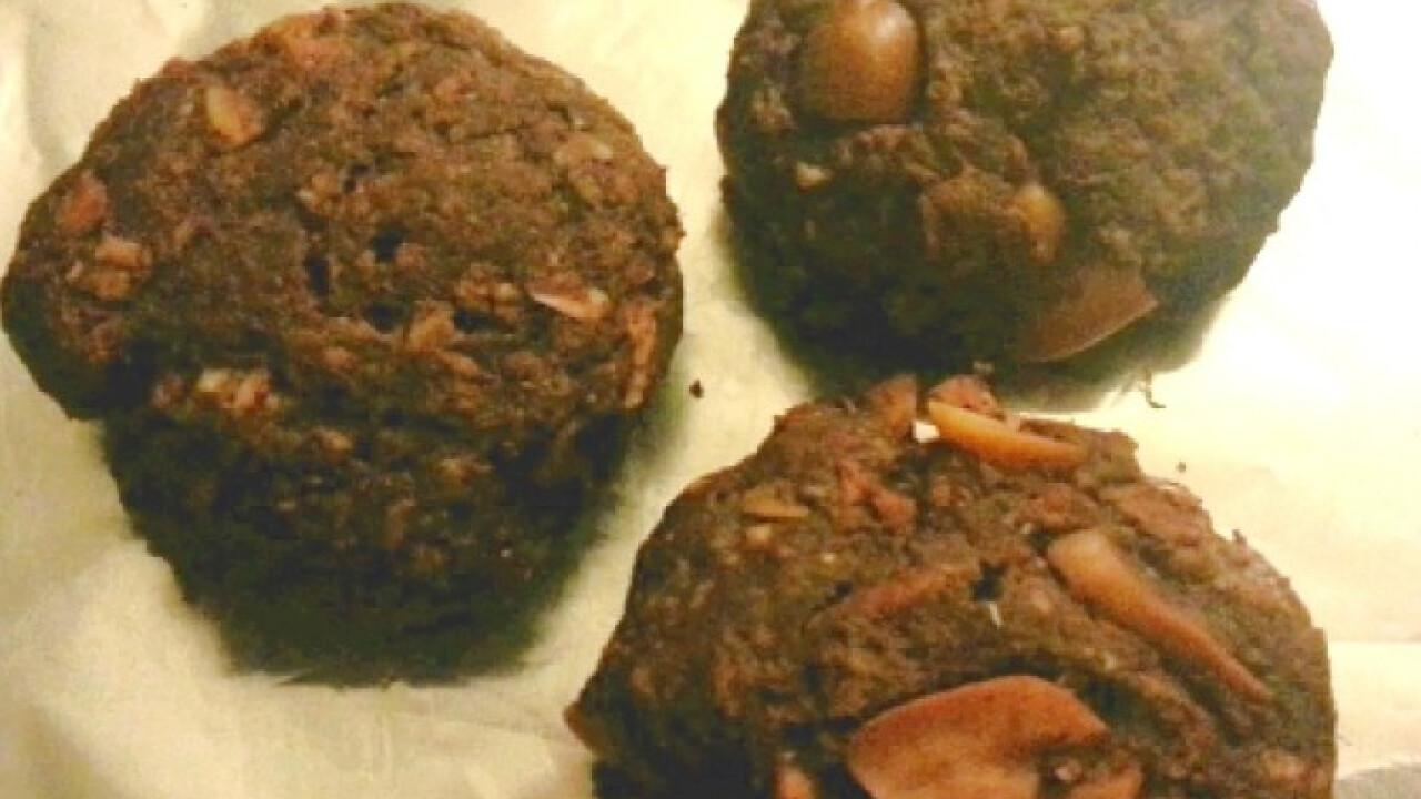 Zabos-csokis tallérok