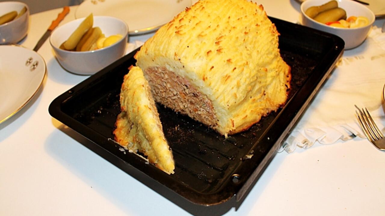 Bakonyi vagdalt hús az ünnepekre