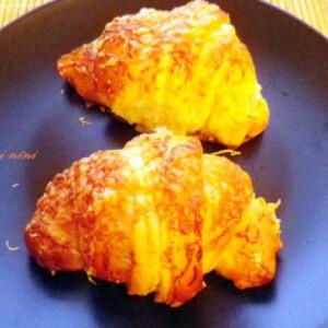 Expressz croissant Évi néni konyhájából