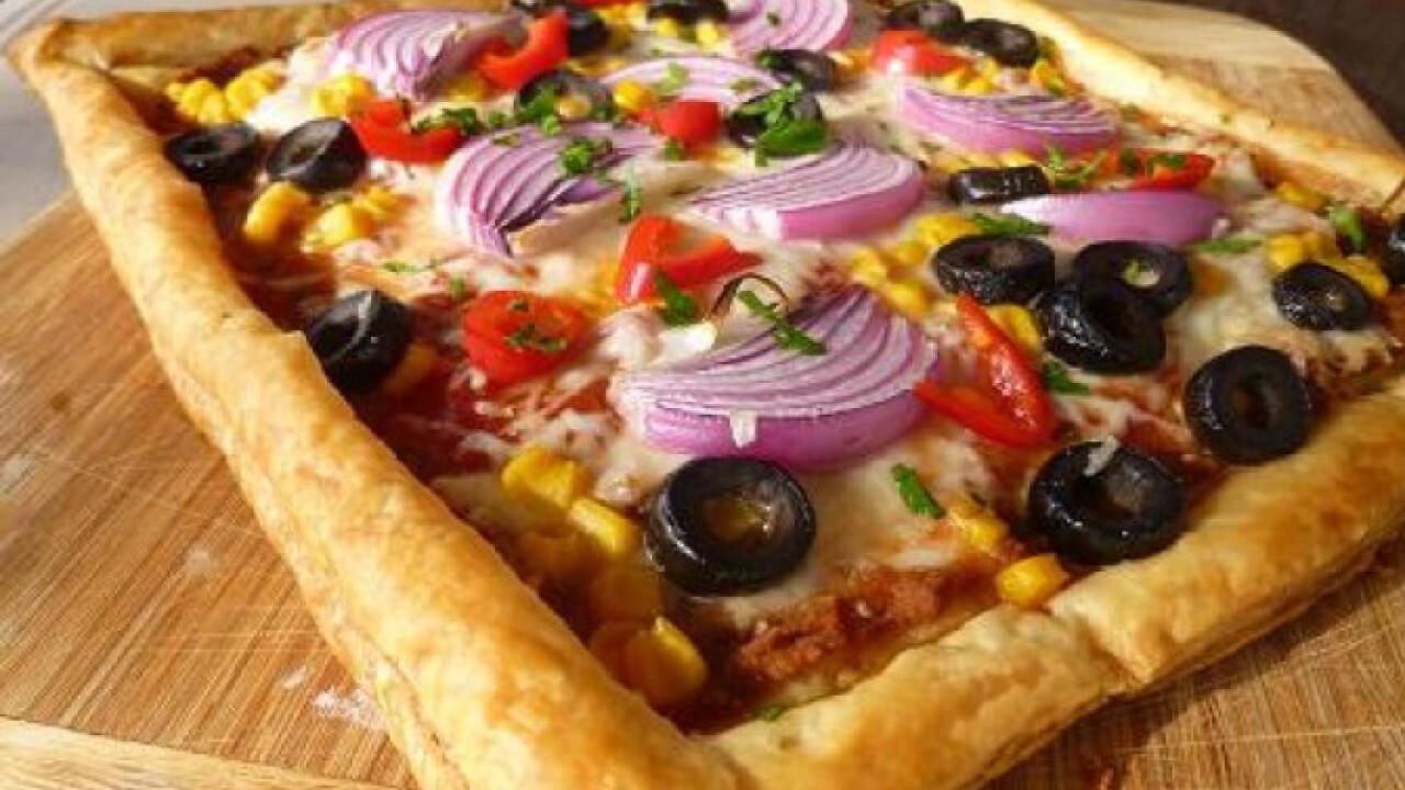 Mexikói pizza-pite