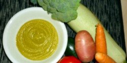 Zöldségpüré babáknak 6 - Lolácskától