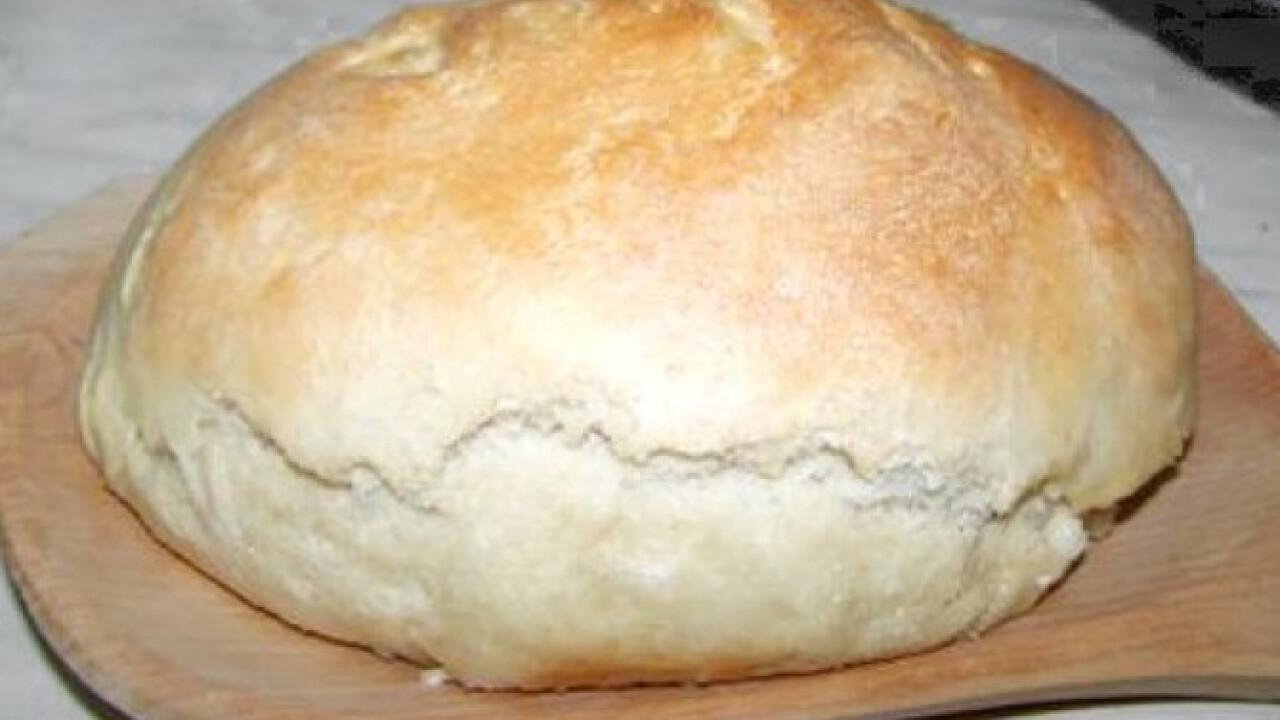 Házi kenyér Anetth konyhájából