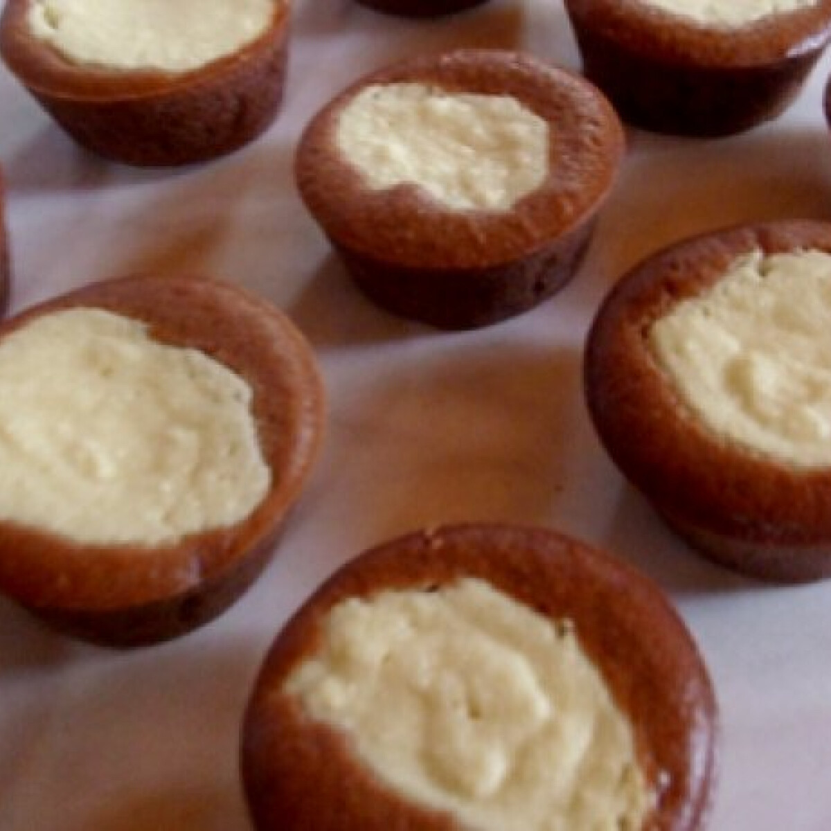 Ezen a képen: Tarka boci muffin Anditól