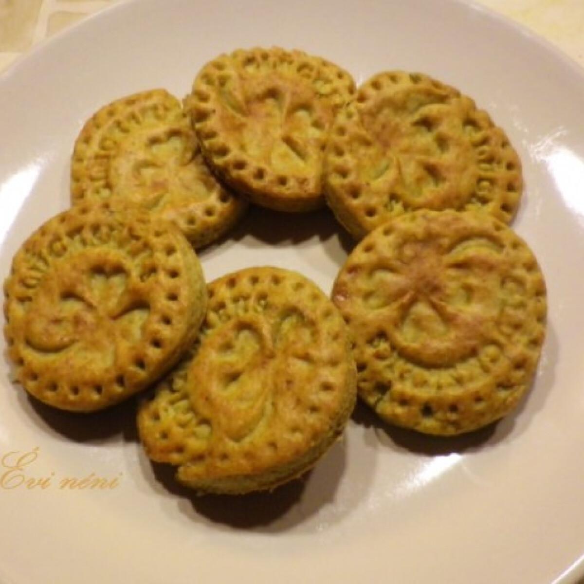 Pestos keksz