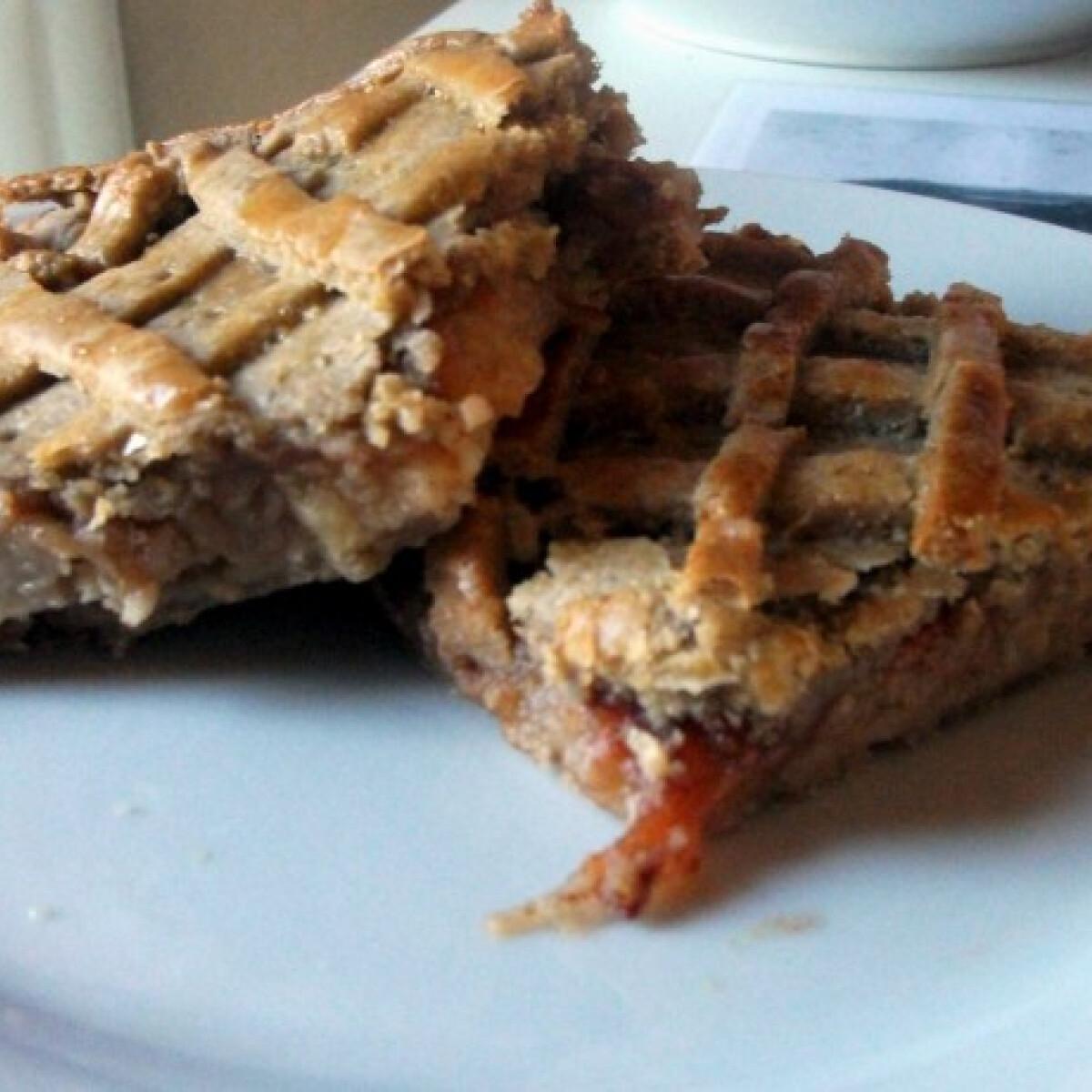 Ezen a képen: Almás pite Rebcy konyhájából