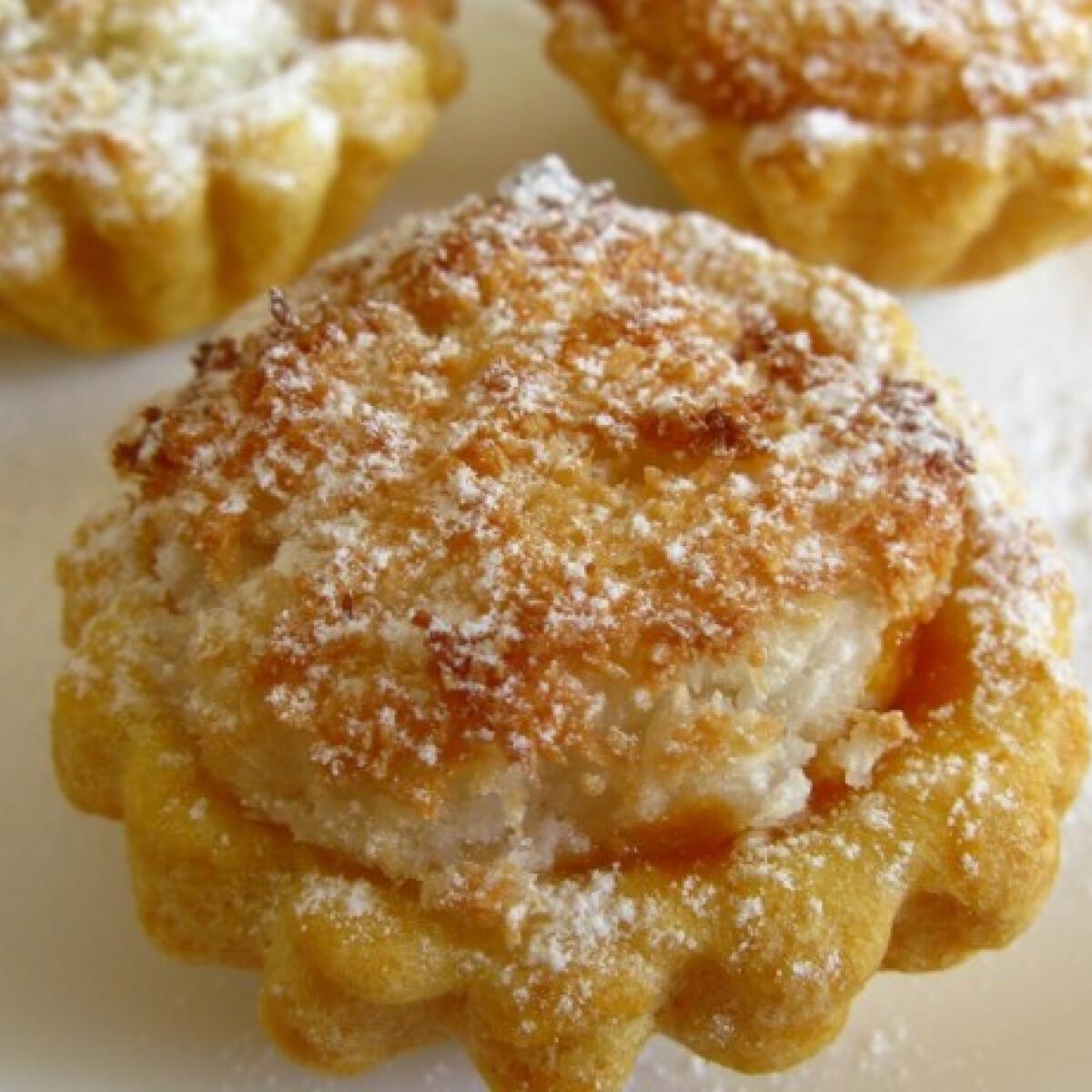 Ezen a képen: Kókuszos kosárka Lilalicsi konyhájából