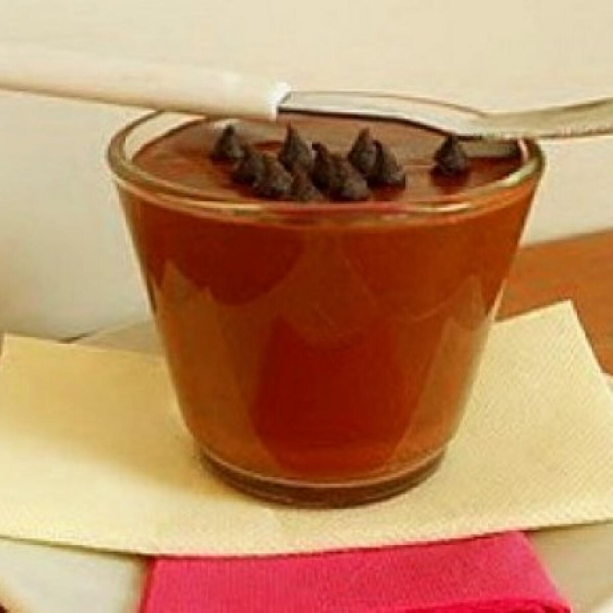 Csoki mousse 5.