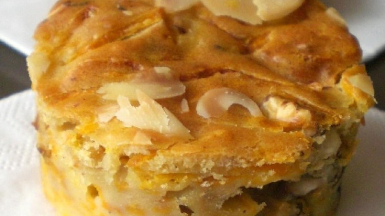 Sütőtökös-diós süti Lila Kancsótól