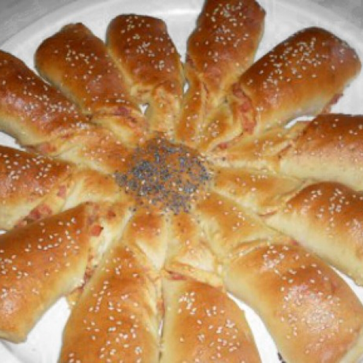 Ezen a képen: Napraforgó Andi konyhájából