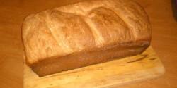 A legegyszerűbb fehér kenyér