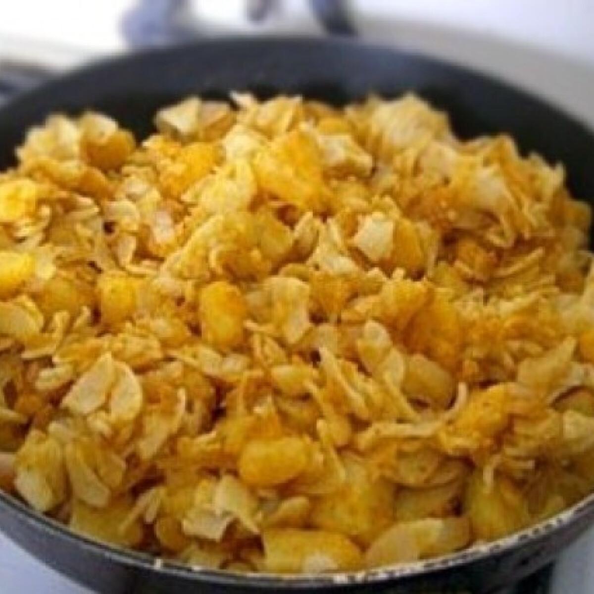 Granatír, ahogy én készítem - Krumplis tészta 4.