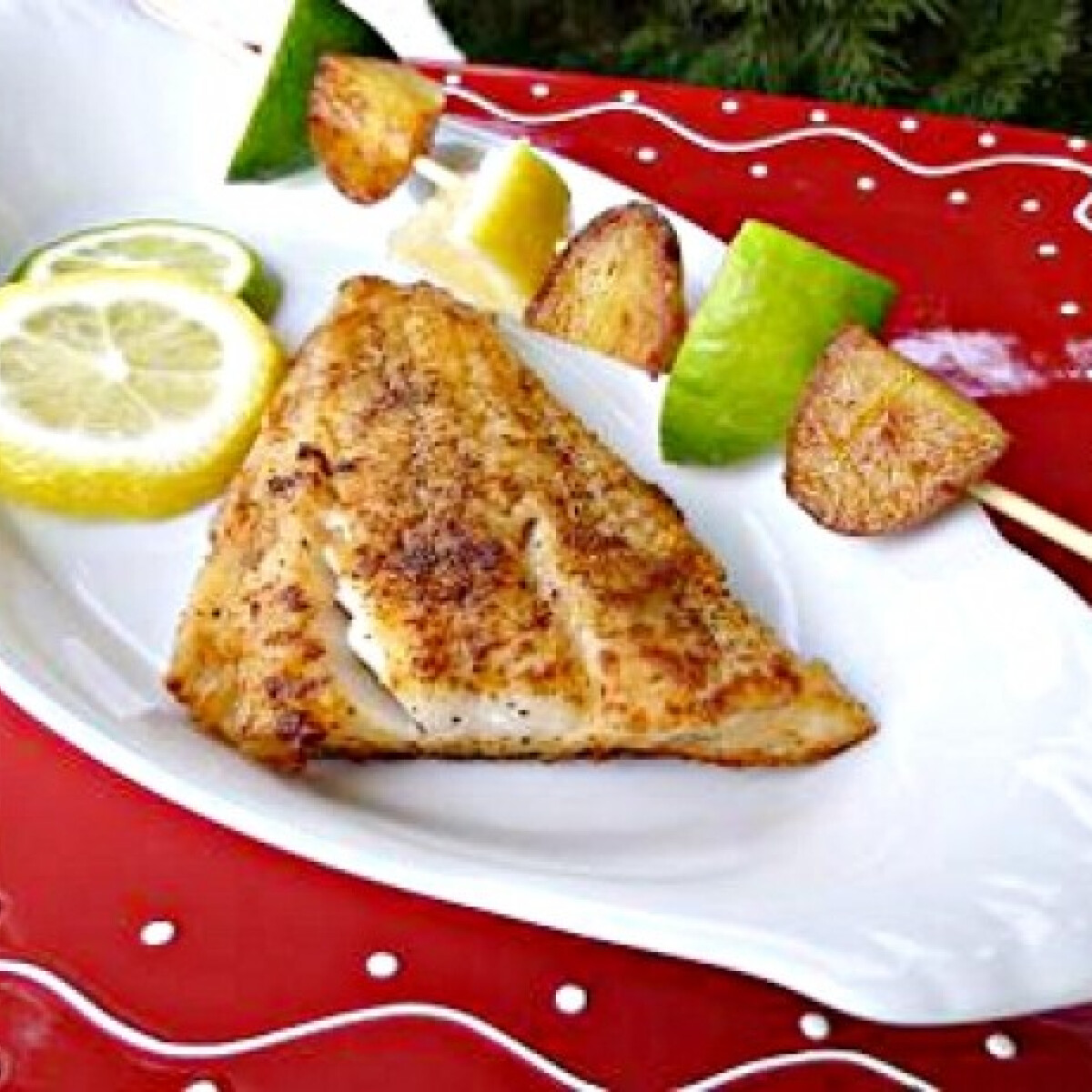 Ezen a képen: Chilis hal