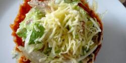 Hamis cézár saláta ahogy Norbi készíti