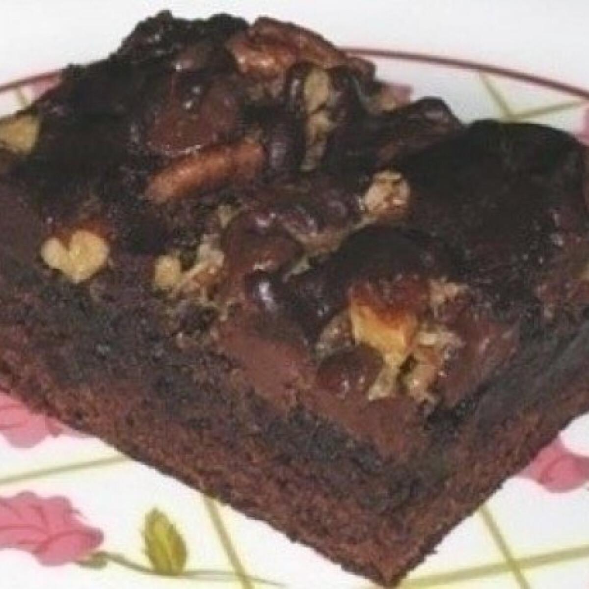 Ezen a képen: Brownie 1. Amerikából