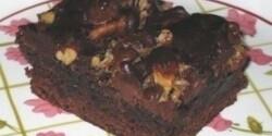 Brownie 1. Amerikából