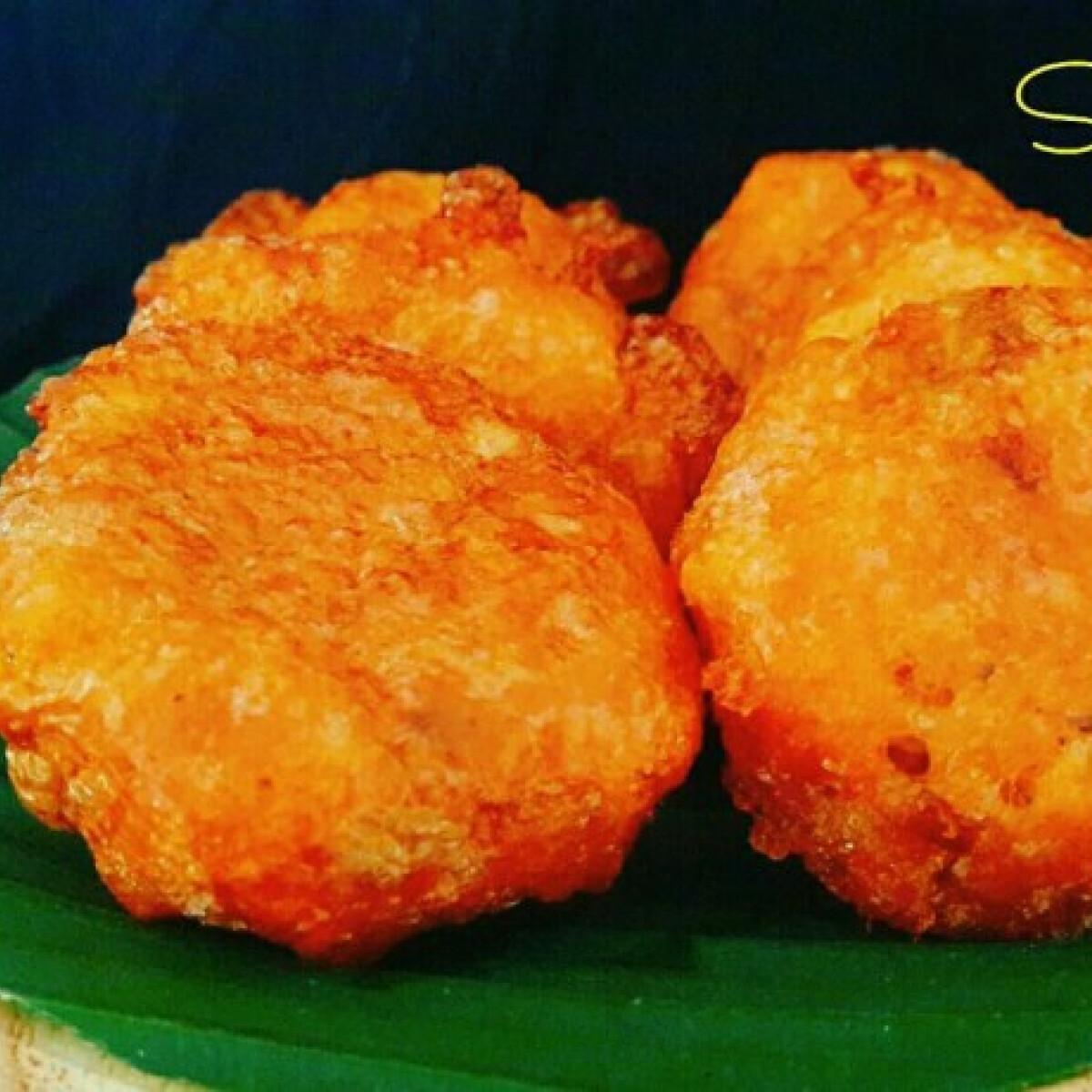 Perkedel kentang - az indonéz röszti