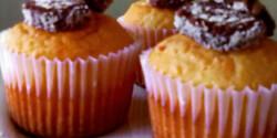 Túrós muffin Málnaszörp konyhájából