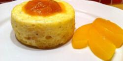Melengető angol pudding