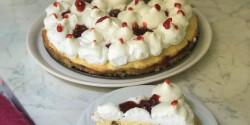 Rákóczi-túrós torta Pancsika konyhájából